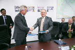 Imperial Energy signs strategic partnership agreements with Liberty Resources (USA) for development of tight reservoirs. September 2013.